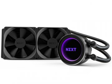 NZXT KRAKEN X52 01 PCパーツ クーラー   FAN   冷却関連 CPUクーラー