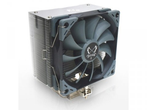 Scythe SCKTT-2000 虎徹 MarkII KOTETSU 2 01 PCパーツ クーラー   FAN   冷却関連 CPUクーラー