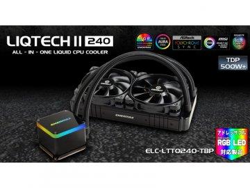 ELC-LTTO240-TBP 01 PCパーツ クーラー   FAN   冷却関連 CPUクーラー