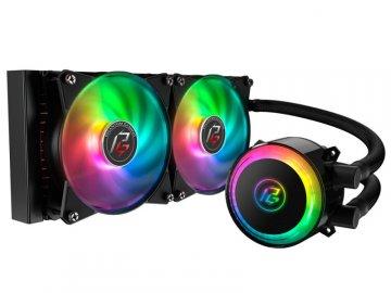 MLX-D24M-A20PC-RP ML240R RGB Phantom 01 PCパーツ クーラー   FAN   冷却関連 CPUクーラー