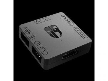 DP-FRGB-CHUB5-12V 01 PCパーツ PCアクセサリー 光り物、PCMOD系