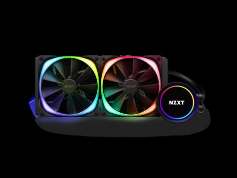 NZXT RL-KRX63-R1 KRAKEN X63 RGB