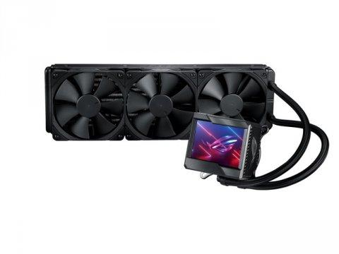 ASUS ROG RYUJIN II 360 01 PCパーツ クーラー | FAN | 冷却関連 CPUクーラー