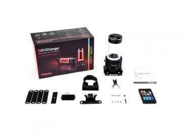 ENERMAX NEO Changer 200ml ELC-NC100RGB 01 PCパーツ クーラー | FAN | 冷却関連 水冷関連