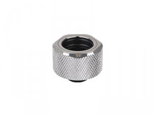 Pacific C-Pro G1/4 PETG 16mm OD Compression - Chrome -