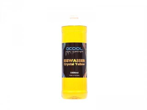 Alphacool 18546 Eiswasser Crystal Yellow
