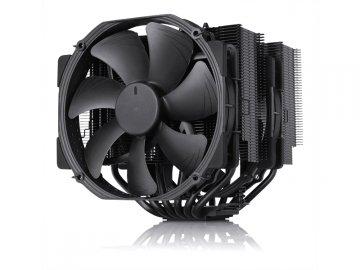 S/ Noctua NH-D15 chromax.black 01 PCパーツ クーラー | FAN | 冷却関連 CPUクーラー