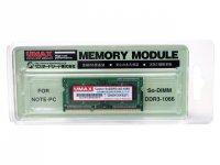 U-MAX S.O.DDR3-1066 4GB SoDDR3-4G-1066