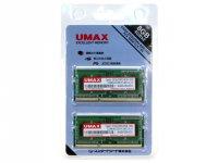 U-MAX S.O.DDR3-1333 DCSoDDR3-8GB-1333