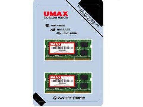 U-MAX S.O.DDR3-1333 DCSoD3-16GB-1333