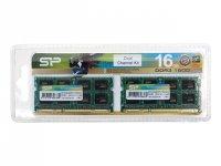 SP S.O.DDR3-1600 8GBx2 SP016GBSTU160N22