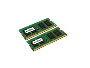 S.O.DDR3-1333 2GBx2 CT2KIT25664BF1339 01 PCパーツ PCメモリー ノート用