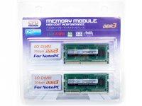 DDR3 S.O.DDR3-1600 4GBx2 W3N1600PS-4G