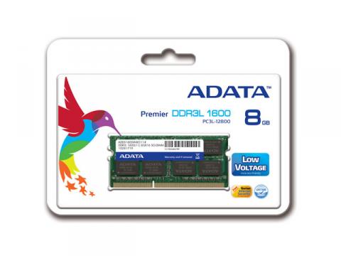 DDR3 S.O.DDR3L-1600 8GB ADDS1600W8G11-R 01 PCパーツ PCメモリー ノート用