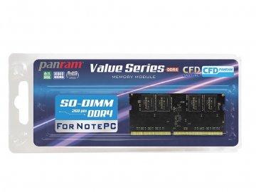 CFD S.O.DDR4-2133 8GB D4N2133PS-8G 01 PCパーツ PCメモリー ノート用
