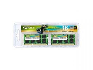 SP S.O.DDR3-1600 8Gx2 SP016GLSTU160N22DA 01 PCパーツ PCメモリー ノート用