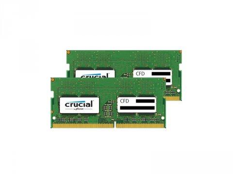 CFD W4N2400CM-4G Crucial by Micron 4GBx2