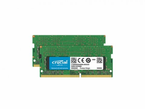 Crucial CT2K4G4SFS632A DDR4-3200 SO 4Gx2