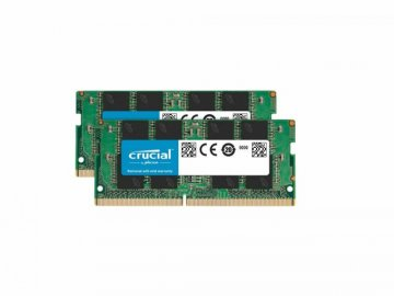 Crucial CT2K32G4SFD8266 DDR4-2666SO 32x2 01 PCパーツ PCメモリー ノート用