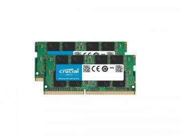 Crucial CT2K32G4SFD832A DDR4-3200SO 32x2 01 PCパーツ PCメモリー ノート用