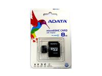 A-DATA Micro SDHC 8GB AUSDH8GCL4-RA1