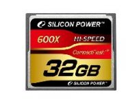 CompactFlash 32GB 600x SP032GBCFC600V10