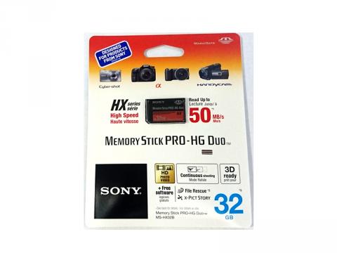SONY MS Pro-HG Duo 32GB MS-HX32B
