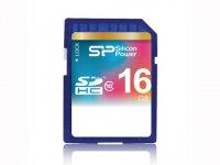 SDHC Card 16GB SP016GBSDH010V10 Class10