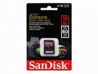 SANDISK SDHC Card Ex SDSDXS-016G-X46