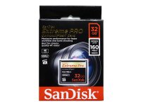 SANDISK CF Ex Pro 32GB SDCFXPS-032G-X46