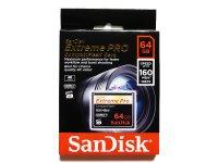 SANDISK CF Ex Pro 64GB SDCFXPS-064G-X46