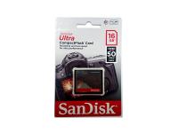 SANDISK CF Ultra 16GB SDCFHS-016G-G46