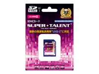 SuperTalent SDHC Card 32GB ST32SU1P