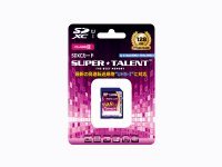 SuperTalent SDXC Card 128GB ST28SU1P