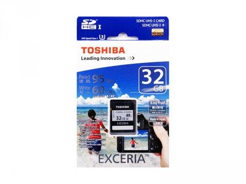 Toshiba SDHC Card 32GB SD-H032GR7VW060A