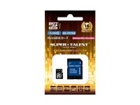 SuperTalent Micro SDHC 16GB ST16MSU1P
