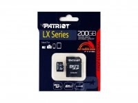 Patriot MicroSDXC 200GB PSF200GMCSDXC10
