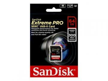SANDISK SDXC 64GB SDSDXPK-064G-GN4IN 01 モバイル フラッシュメモリー SDXCカード