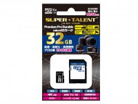SuperTalent MicroSDHC 32GB ST32MSU3PD