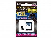 SuperTalent MicroSDXC 128GB ST28MSU3PD
