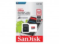SANDISK MicroSDXC SDSQUAR-200G-GN6MA