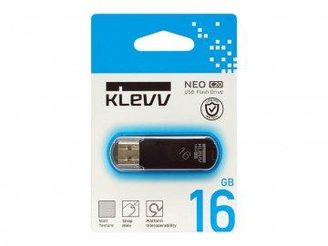 KLEVV USB Memory 16GB U016GUR2-NB 01 モバイル フラッシュメモリー USBメモリー