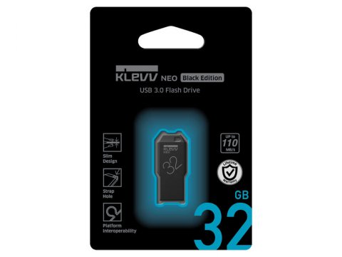 KLEVV USB Memory 32GB U032GUR3-NE USB3.0