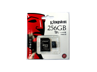 Kingston MicroSDXC 256GB SDC10G2/256GB