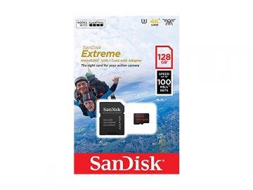 Sandisk MicroSDXC SDSQXAF-128G-GN6AA 01 モバイル フラッシュメモリー MicroSDXC