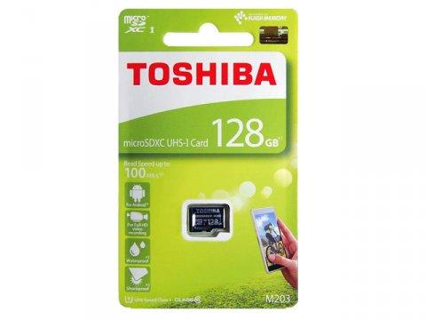 Toshiba MicroSDHC 128GB THN-M203K1280A4