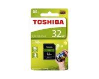 TOSHIBA SDHC Card 32GB THN-N203N0320A4