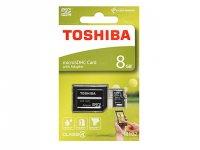 Toshiba Micro SDHC 8GB THN-M102K0080M2