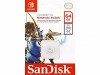 SANDISK MicroSDXC SDSQXAT-064G-GNCZN