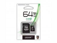 HIDISC MicroSD HDMCSDX64GCL10UIJP3